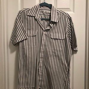 Pierre Cardin button up shirt for men in Medium